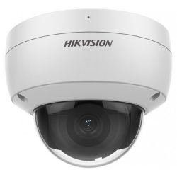 Hikvision IP dómkamera - DS-2CD2126G2-ISU (2MP, 2,8mm, kültéri, H265+, IP67, IR30m, ICR, WDR, 3DNR, PoE,IK10, Darkfight)