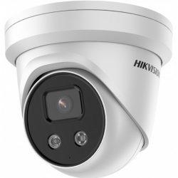 Hikvision IP turretkamera - DS-2CD2326G2-IU (2MP, 2,8mm, kültéri, H265+, IP67,EXIR30m, ICR,WDR,3DNR, PoE,Darkfighter)