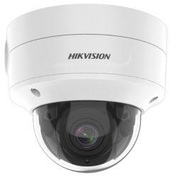 Hikvision IP dómkamera - DS-2CD2726G2-IZS (2MP, 2,8-12mm, kültéri, H265+, IP67, IR40m, ICR, WDR, SD, PoE, IK10, I/O)