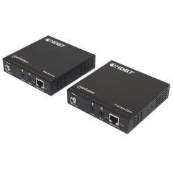 Manhattan Extender - HDMI HDBaseT használatával - Cat5e/6 Hosszabbító, 100 m-ig 1080p, 70m-ig 4K