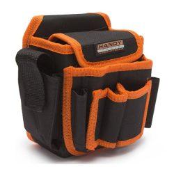 Handy szerszámtartó táska - 10249 (derékövre, Fekete)