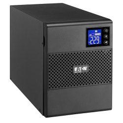 EATON szünetmentes 1500VA - 5SC1500I (8x C13 kimenet, vonali-interaktív, LCD, USB, Torony)