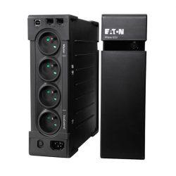 EATON szünetmentes 1600VA - EL1600USBDIN (8 Schuko kimenet, Standby, USB, rack/torony)