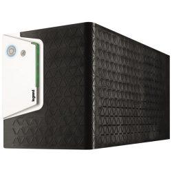 Legrand szünetmentes 1500VA - KEOR-SP; BE: C14 aljzat + C13-SCH kábel,KI: 2xC13+2xSchuko,Always-on USB töltőaljzat,USB-B